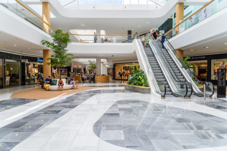 Centro comercial Westfield Countryside