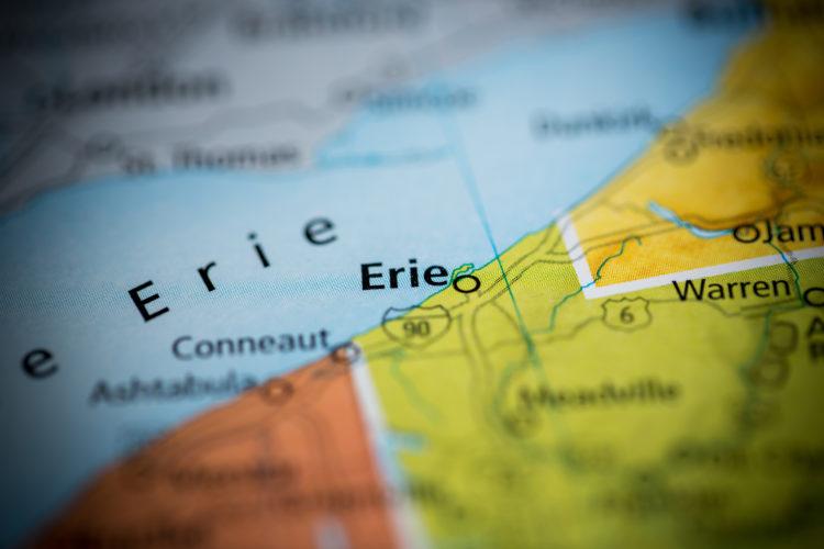 Sociedad histórica del condado de Erie