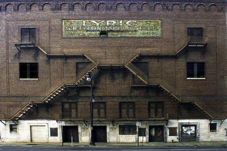 Teatro histórico de Alabama