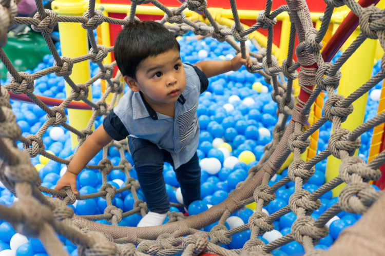 Niños a Treehouse Indoor Playground Inc.
