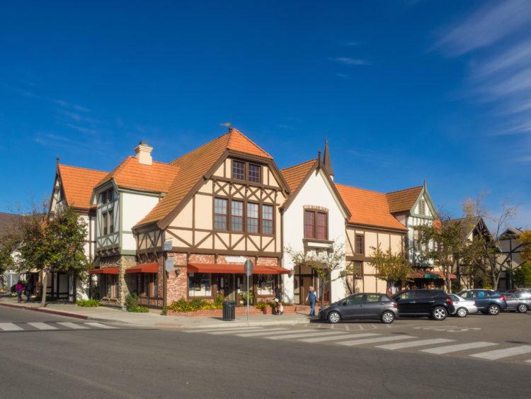 shutterstock 429864895 Los 10 mejores hoteles en Solvang, CA