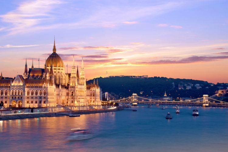 crucero y excursión con cena por el Danubio