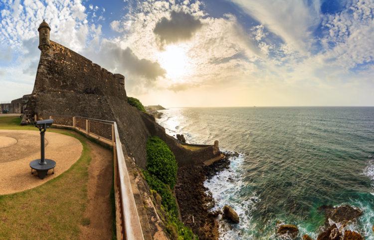 Fortificación del Castillo San Cristóbal