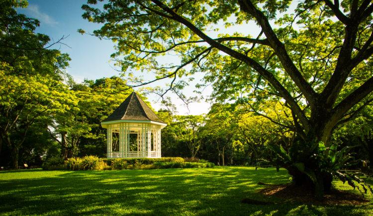 Jardines botánicos de Aldridge