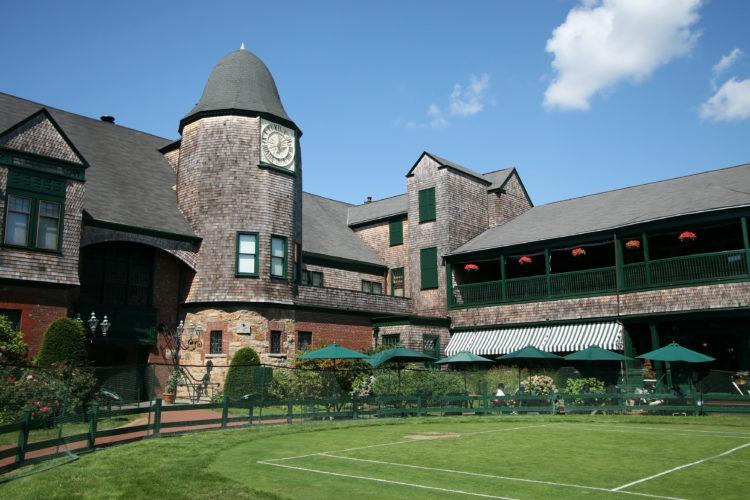 Salón de la fama del tenis internacional