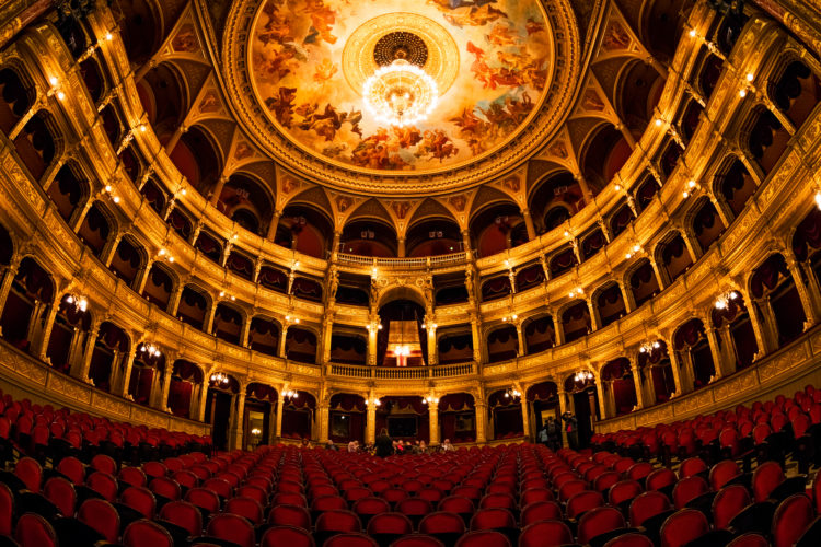 Ópera estatal húngara