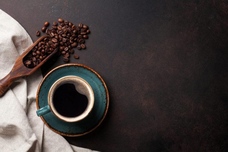 Fábrica de café de botella azul y museo del café incomparable