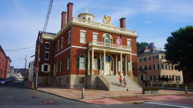 Sitio histórico nacional marítimo de Salem