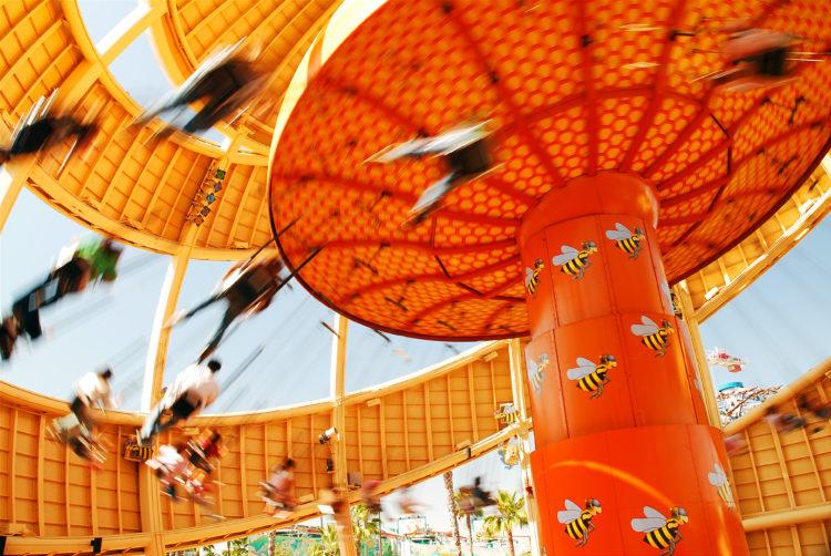 Parque de aventuras Disney California