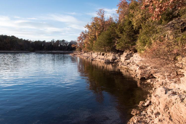 Lake Springfield Park, Boathouse y Marina