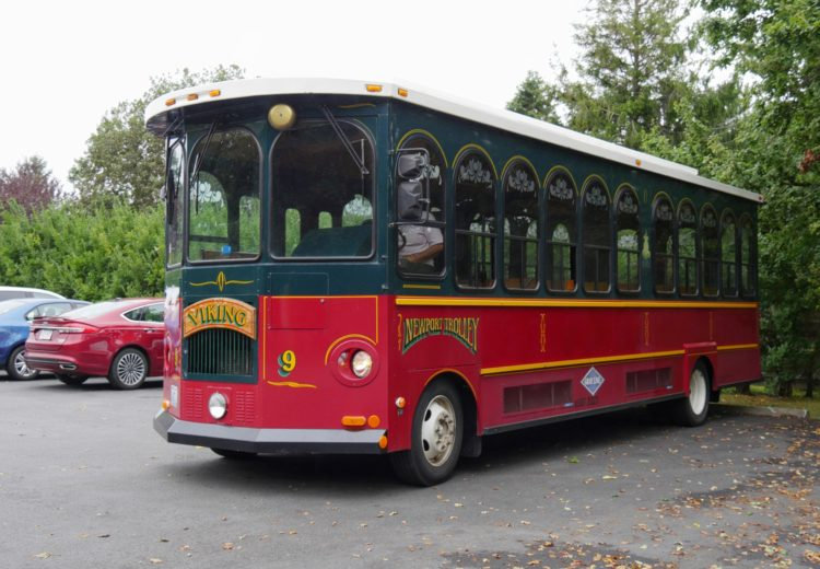 Tour en tranvía vikingo de Newport