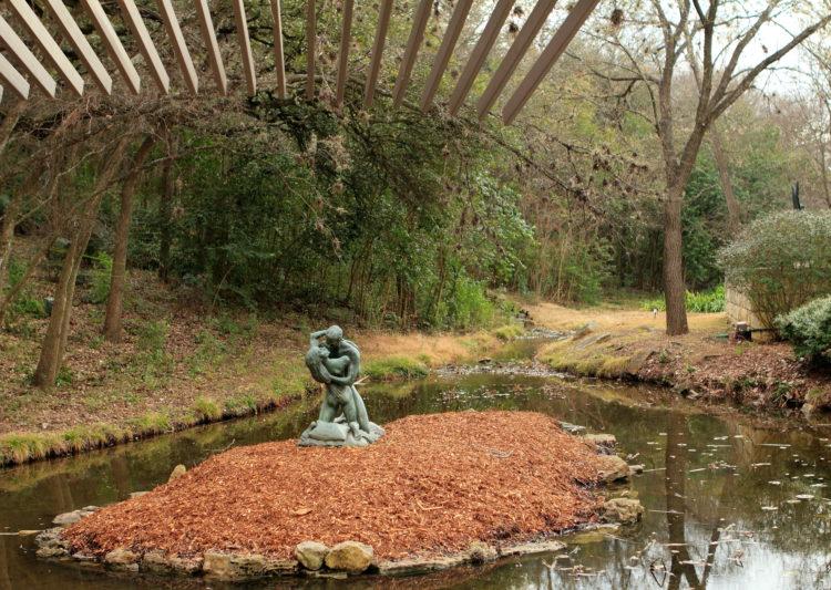Jardines de esculturas Ann Norton