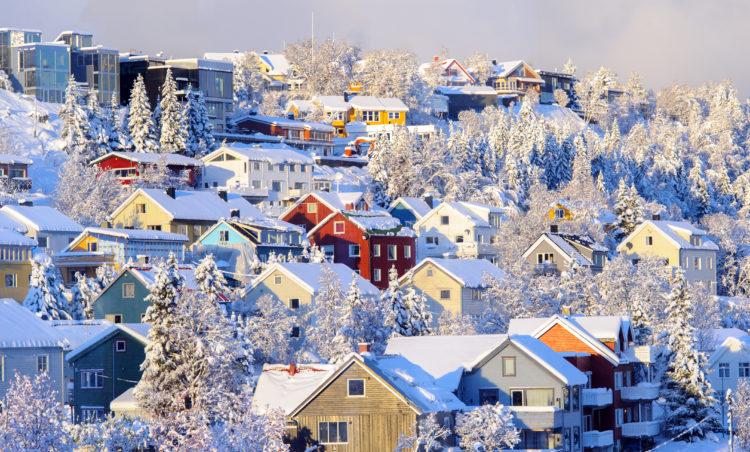 Henningsvaer, Noruega