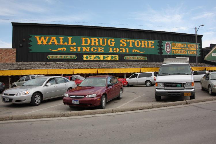 Farmacia de pared