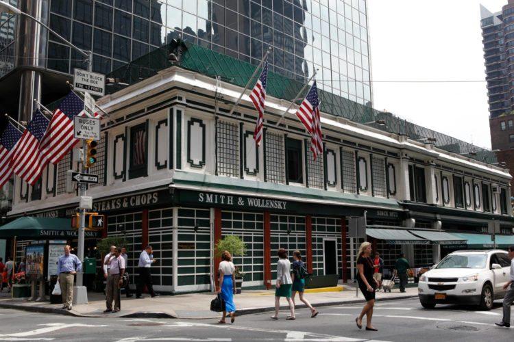 smith and wollenksy Los 20 mejores restaurantes de carnes en la ciudad de Nueva York