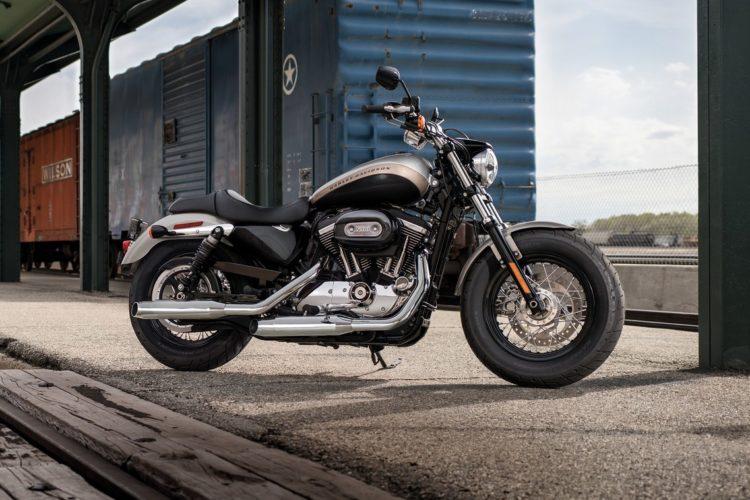 sportster 1200 custom gallery 1 Las cinco mejores motocicletas Harley Davidson de la década de 1950