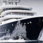 super yacht luna Una mirada más cercana al superyate Luna de $ 500 millones