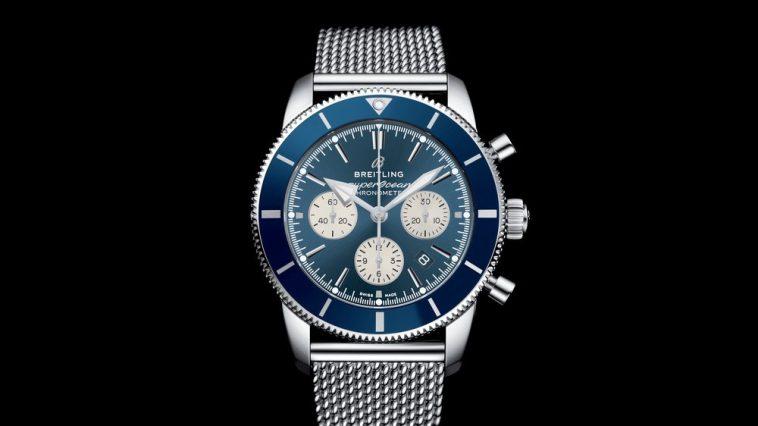 superocean heritage ii Los 10 mejores modelos Breitling Superocean de todos los tiempos