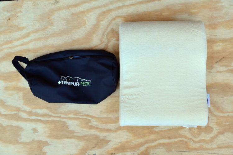 tempurpedic1 Las cinco mejores almohadas de viaje del mercado actual