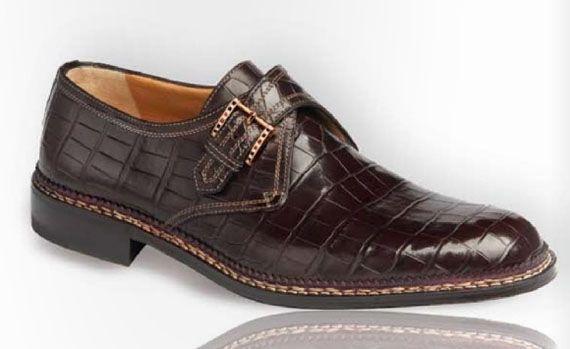 testoni 1025545 Una mirada más cercana a los zapatos de vestir para hombre Testoni de $ 30,000