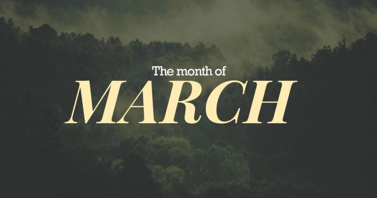 the month march Lo que enseña el mes de marzo a los profesionales de ventas