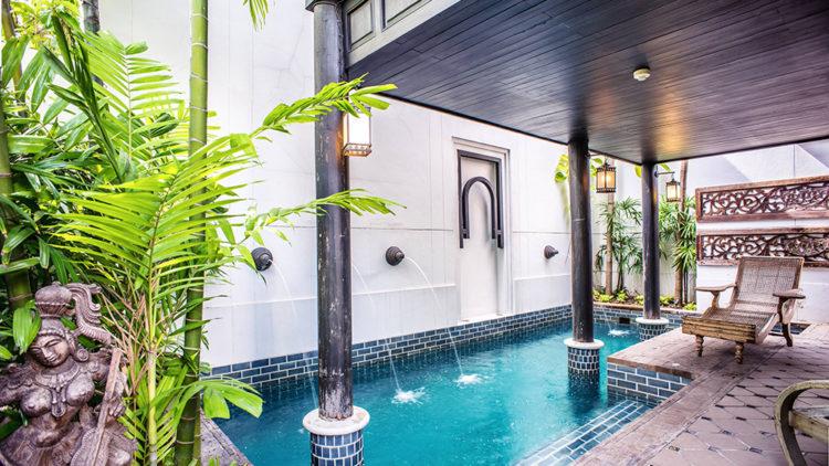 the siam. connies cottage 2 Es posible que desee visitar la villa centenaria de Siam Bangkok
