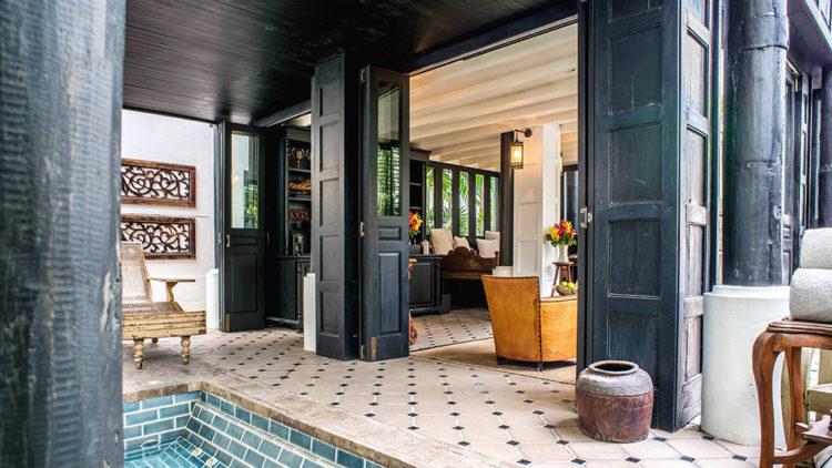 the siam. connies cottage 8 Es posible que desee visitar la villa centenaria de Siam Bangkok