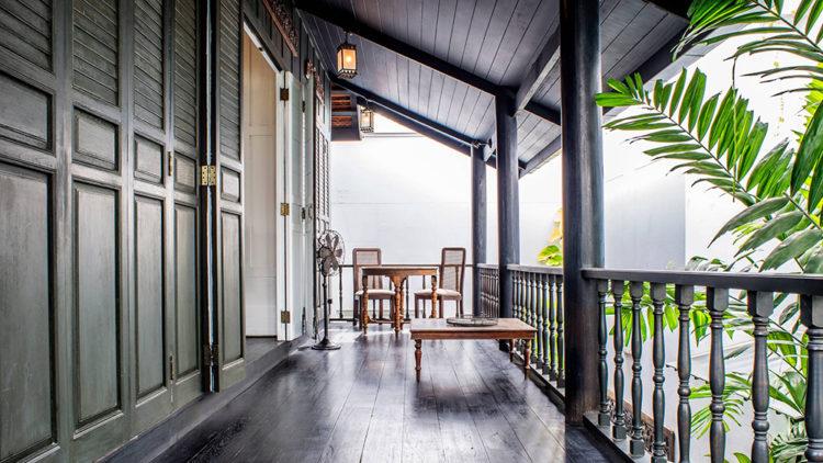 the siam. connies cottage 9 Es posible que desee visitar la villa centenaria de Siam Bangkok