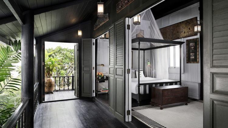 the siam. connies cottage bedroom 2 1 Es posible que desee visitar la villa centenaria de Siam Bangkok