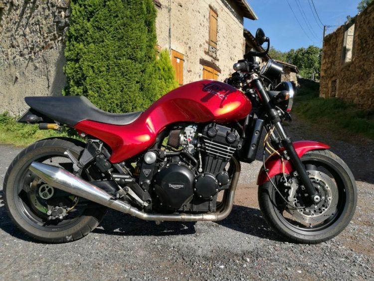 triumph x90 Las cinco mejores motocicletas Triumph de los 90
