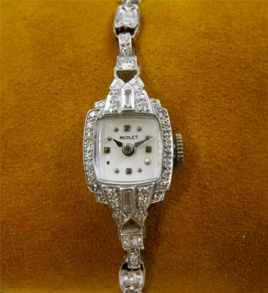 white gold watches womens 1 Los cinco mejores relojes Guess para mujeres de hoy