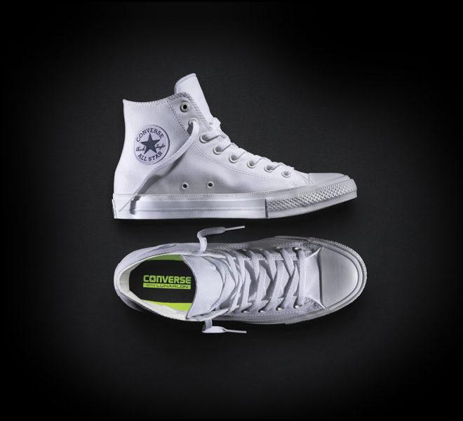 white sheooeo Las cinco mejores zapatillas Converse blancas del mercado