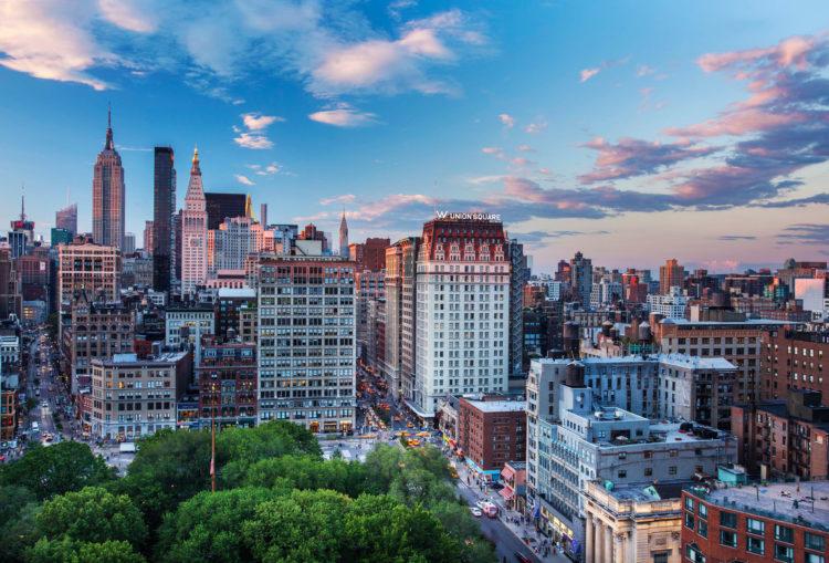 who1299ex 178939 W Union Square Exterior Los 10 mejores hoteles Starwood en los Estados Unidos