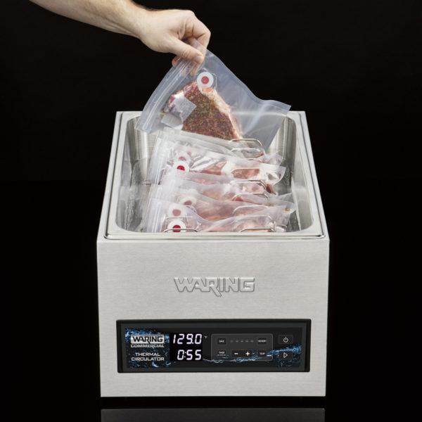 wsv25 waring thermal circulator inset1 Las cinco mejores máquinas Sous Vide del mercado actual