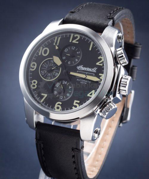zegarek meski ingersoll the manning automatic i03101 1 Los cinco mejores relojes Ingersoll del mercado actual